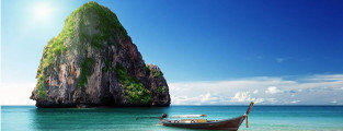 Krabi, the pearl of Thailand